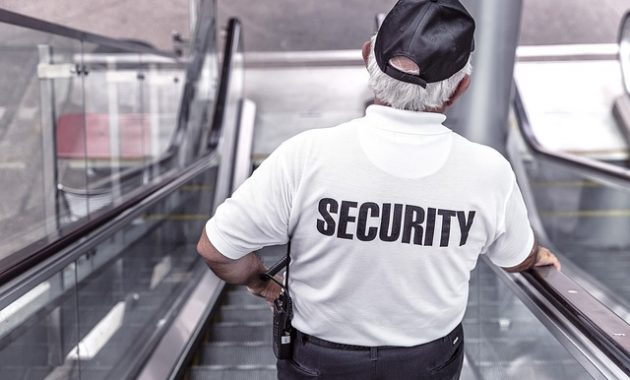 sell official security text t shirt design photos images 630x380 Types of Residential Security Services