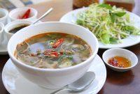 vietnamese pho noodle soup delicious