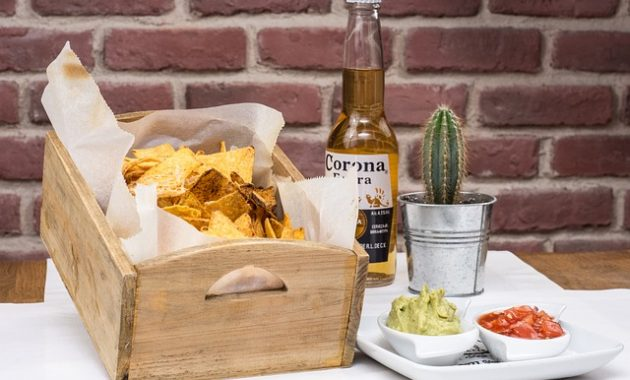 Tequila Mexican Food Corona Beer 630x380 The Healthiest Menu at Mexican Restaurant from Nutritionist
