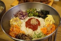 bibimbap gochujang korean food picture 200x135 What to Eat in All Types of Vegetarian Restaurant?