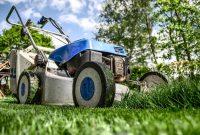 lawn mower gardening services